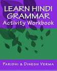 Learn Hindi Grammar Activity Workbook Cover Image