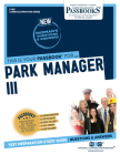 Park Manager III (Career Examination) Cover Image