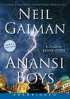 Anansi Boys MP3 CD Cover Image