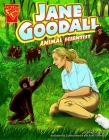 Jane Goodall: Animal Scientist (Graphic Biographies) Cover Image