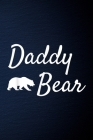 Final Planning Book - Fathers Day Gift from Daughter Son Kids Wife Daddy Bear Cover Image