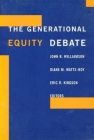 The Generational Equity Debate Cover Image