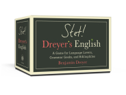 STET! Dreyer's English: A Game for Language Lovers, Grammar Geeks, and Bibliophiles Cover Image