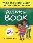 Wipe the Slate Clean Activity Book Cover Image