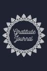 Gratitude Journal: - 366 Days of Soul Revitalisation - Cultivating Thankfulness, Positivity and Mindfulness - Black Mandala Cover - 6x9 i Cover Image
