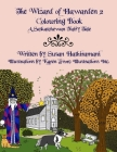 The Wizard of Hawarden 2: Colouring Book Cover Image