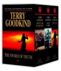 Sword of Truth, Boxed Set III, Books 7-9: The Pillars of Creation, Naked Empire, Chainfire Cover Image