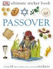 Passover [With Over 60 Reusable Stickers] (DK Ultimate Sticker Books) Cover Image