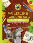 Forest Animals: Field Guide & Drawing Book: Learn How to Identify and Draw Forest Animals from the Great Outdoors! Cover Image