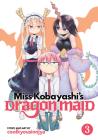 Miss Kobayashi's Dragon Maid Vol. 3 Cover Image