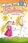 Pinkalicious: School Rules! (I Can Read Level 1) Cover Image