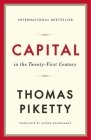 Capital in the Twenty-First Century Cover Image