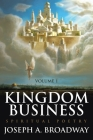 Kingdom Business: Spiritual Poetry, Volume 1 Cover Image