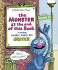 The Monster at the End of This Book (Sesame Book) (Little Golden Book) Cover Image