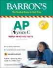 AP Physics C: With 4 Practice Tests (Barron's Test Prep) Cover Image