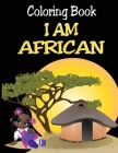 Coloring Book - I Am African Cover Image
