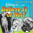Ripley's Believe It or Not 2008 Page-A-Day Calendar Cover Image