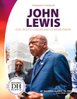 John Lewis: Civil Rights Leader and Congressman Cover Image