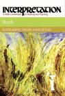 Ruth Interpretation (Interpretation: A Bible Commentary for Teaching & Preaching) Cover Image