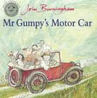 Mr Gumpy's Motor Car: Book and CD Cover Image