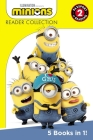 Minions: Reader Collection (Passport to Reading Level 2) Cover Image