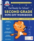 Get Ready for School: Second Grade Wipe-Off Workbook Cover Image