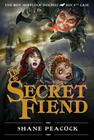 The Secret Fiend: The Boy Sherlock Holmes, His Fourth Case Cover Image