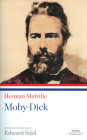 Moby-Dick: A Library of America Paperback Classic Cover Image