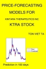 Price-Forecasting Models for Kintara Therapeutics Inc KTRA Stock Cover Image