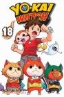 YO-KAI WATCH, Vol. 18 Cover Image