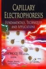 Capillary Electrophoresis Cover Image
