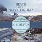 Death of a Traveling Man (Hamish Macbeth Mysteries #9) Cover Image