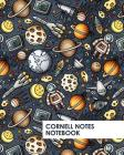 Cornell Notes Notebook: Science and Engineering Stem Notebook Supports a Proven Way to Improve Study and Information Retention. Cover Image