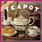 The Collectible Teapot & Tea Calendar 2009 Cover Image