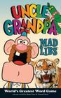 Uncle Grandpa Mad Libs Cover Image
