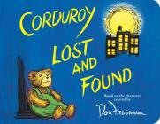 Corduroy Lost and Found Cover Image