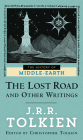 The Lost Road and Other Writings (The Histories of Middle-earth #5) Cover Image