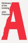 Dictionary of the Undoing Cover Image