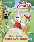 Here Comes Peter Cottontail Big Golden Book (Peter Cottontail) Cover Image