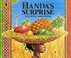Handa's Surprise Big Book (Read and Share) Cover Image