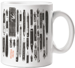 Pen & Pencil Mug Cover Image
