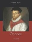 Orlando: Large Print Cover Image