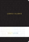 Love is Love Hardcover Ruled Journal (Insights Journals) Cover Image