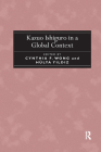 Kazuo Ishiguro in a Global Context Cover Image