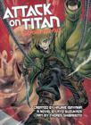 Attack on Titan: Before the Fall (Novel) Cover Image