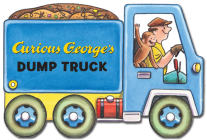 Curious George's Dump Truck (mini movers shaped board books) Cover Image