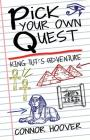 Pick Your Own Quest: King Tut's Adventure Cover Image