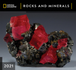Cal 2021- National Geographic Rocks and Minerals Wall Cover Image