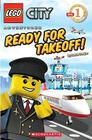 LEGO City: Ready for Takeoff! (Level 1) Cover Image