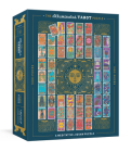 The Illuminated Tarot Puzzle: A Meditative 1000-Piece Jigsaw Puzzle Cover Image